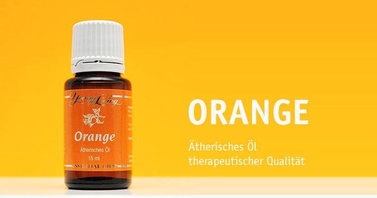 Ätherisches Öl Orange