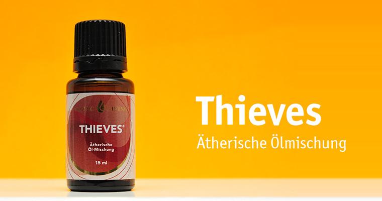 Ätherische Ölmischung Thieves